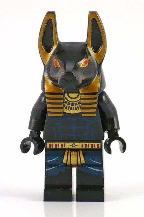 articoli promozionali LEGO 7327 - Pharaoh's Quest - Anubis Anubis Anubis Guard - MINIFIG   MINI cifra  vendite calde