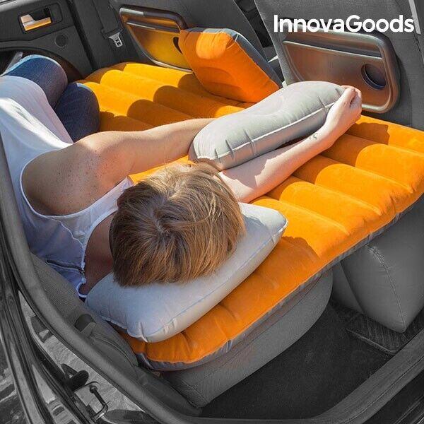 Luftmatratze für Autos Luftbett Gästebett Campingbett Feldbett Autobett  | Moderne Technologie