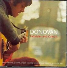 Donovan Fairytales and Colours CD