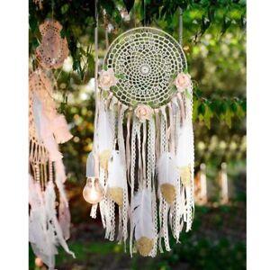 Large-Handmade-Boho-Dream-Catcher-Girl-039-s-Gift-Nursery-Wall-Hanging-DreamCatcher