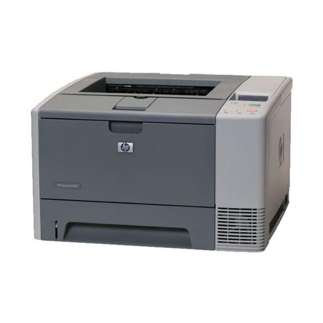 Q5964A HP LASERJET 2430N NETZWERK PARALLEL USB LASERDRUCKER