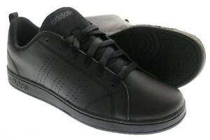 Nuevo Niño Zapatos Negro Moda Neo Contra Unisex Ventaja Lifestyle Aw4883 Adidas OZgxqx
