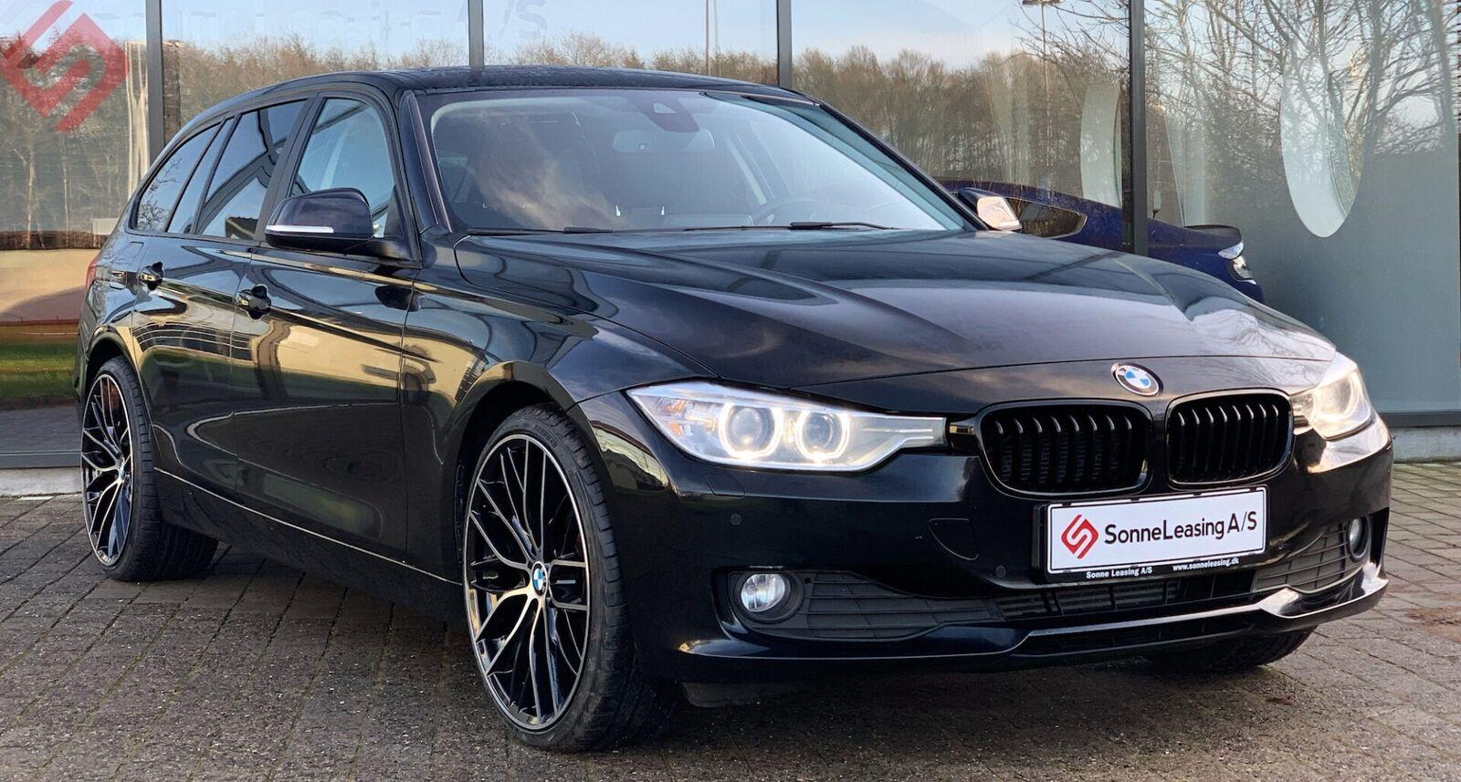 BMW 320d 2,0 Touring aut. 5d - 1.996 kr.