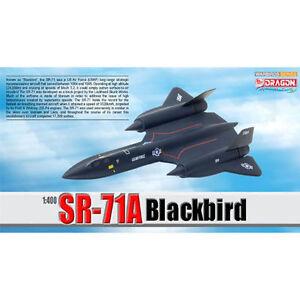 DRAGON 56263 BLACKBIRD USAF 9TH SR-71A 1/400 PLASTIC MODEL PLANE NEW