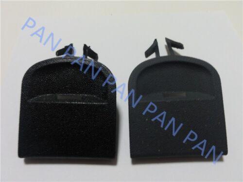 Pair Rear Bumper Tow Hook Cover Cap for 2008-2010 Porsche Cayenne