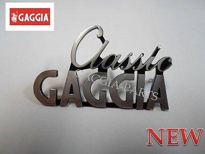 996530066818 GAGGIA CLASSIC LOGO PLATE