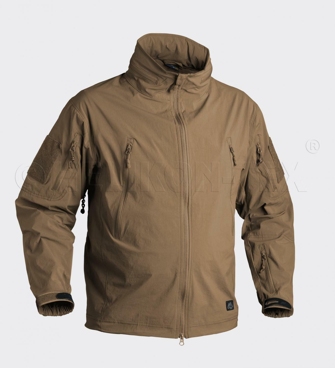 HELIKON tex  Trooper Lightweight soft shell Al aire libre Jacket chaqueta coyote large  soporte minorista mayorista