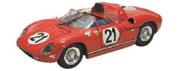 Ferrari 250 P  21 Winner Le Mans 1963 1 43 Model 0139 ART-MODEL