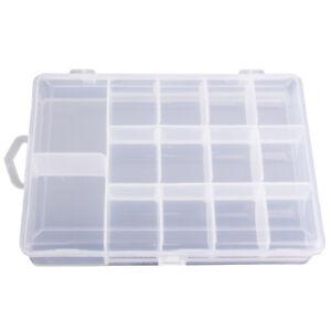 Portable-Transparent-Adjustable-Fishing-Lure-Baits-Tackle-Storage-Box-Case