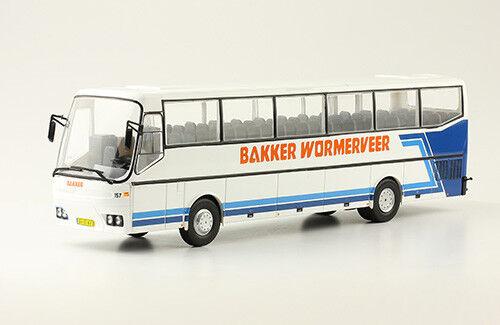 suministramos lo mejor Bus Bova Futura Futura Futura FHD 1987 Países Bajos 1 43 Nuevo y Caja Diecast modelo autobus 25 Cm  despacho de tienda