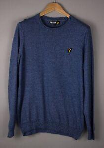 Lyle & Scott Herren Freizeit Pullover Sweatshirt Größe L AVZ1230