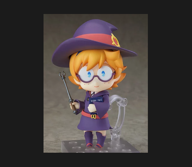 Nendoroid Series 859 Little Witch Academia Lotte Jansson Good Smile Company