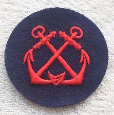 EAST GERMAN NAVY PATCH DDR NVA Navigation Specialist Badge Uniform Volksmarine