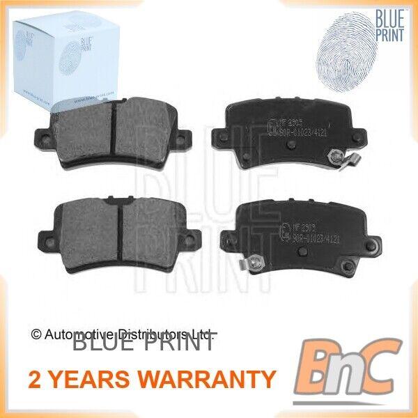 BORG /& BECK BBP1947 REAR BRAKE PADS fit Honda Civic VIII 06