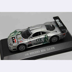 1-43-Car-Model-80042-MERCEDES-BENZ-CLK-GTR-1997-WARSTEINER