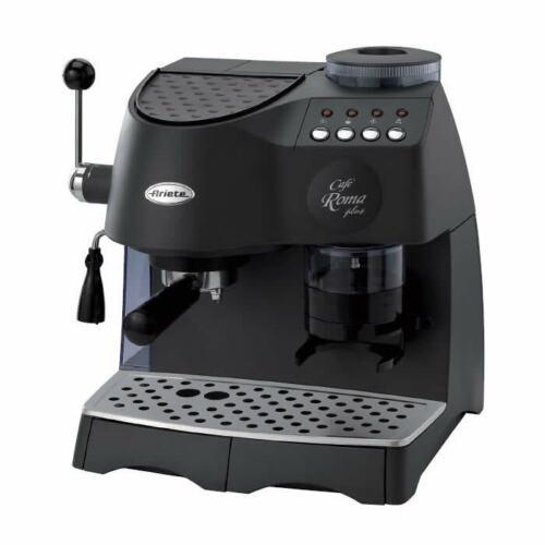 Cappuccino Ariete Café Roma Plus 1329 Macchina Caffè Espresso Macinacaffè