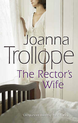 1 of 1 - The Rector's Wife by Joanna Trollope (Paperback, 1992)