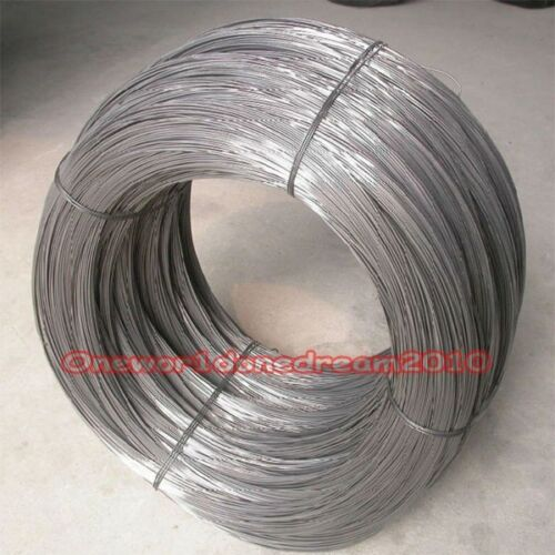 2m = 6.6 Ft Pure Titanium Ti Wire Grade 1 One GR1 ASTM B348 Diameter 1mm