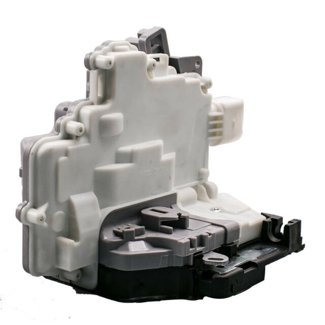 Porte Mécanisme de verrouillage SERRURE DE PORTE for VW AUDI A4 A5 Q3 Q5 Q7 neuf