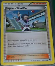 Psychic's Third Eye 108/122 XY Breakpoint Pokemon Cards Trainer Supporter MINT
