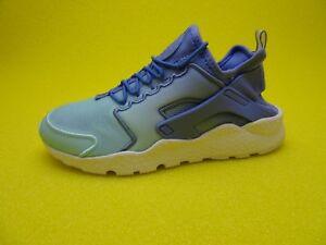 6289c5096e29 Nike Air Huarache Run ULTRA BR Breathe Women Polar Blue White 833292 ...