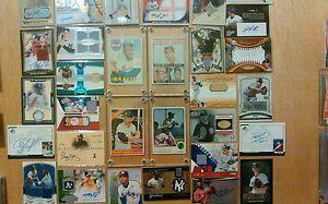 100-Baseball-Card-FIRE-Break-Mantle-Mays-Judge-Stanton-Koufax-Autos