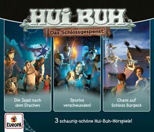 HUI-BUH-NEUE-WELT-008-3ER-BOX-FOLGEN-23-24-25-3-CD-NEU