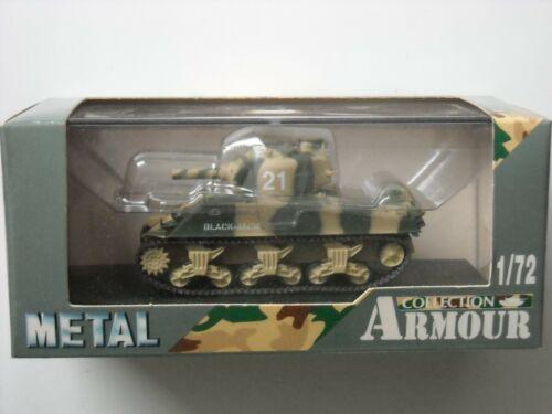 "U.S. Collection ARMOUR Sammler,-Fertigm./"" TANK SHERMAN M4-A3 /"",Nr.3135,1//72 105"