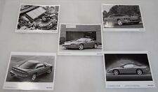 5 Original 1996 SLP Engineering CAMARO SS Media/Press Glossy 8x10 Images - NEW