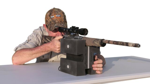 MaXbox II - SmartRest Rifle Rest - Gun Rest - Hunting Rest - Bench Rest Eagleye