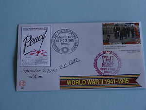 WWII FDC #100 Pearl Harbor Hawaii 1945 V-J Day SC #524