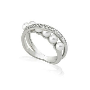 """RING """"EXQUISITE"""" MAJORICA - 16047.01.2.913.010.1 - NEW!! RRP~110€ HDhQll5h-09160553-425479476"""