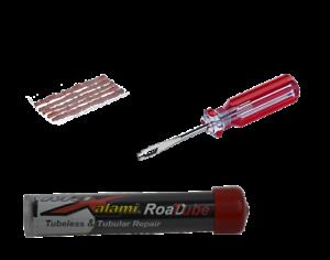 """MaXalami /""""RoadTube/"""" Reparatur Set für schlauchlose Rennrad Reifen"""