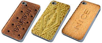 Bourbon Custard Cream english tea biscuit phone case for Samsung S3 S4 S5 Mini