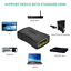 2X-HDMI-Female-To-Female-Extender-Adapter-Coupler-Connector-F-F-HDTV-1080P-4K thumbnail 4