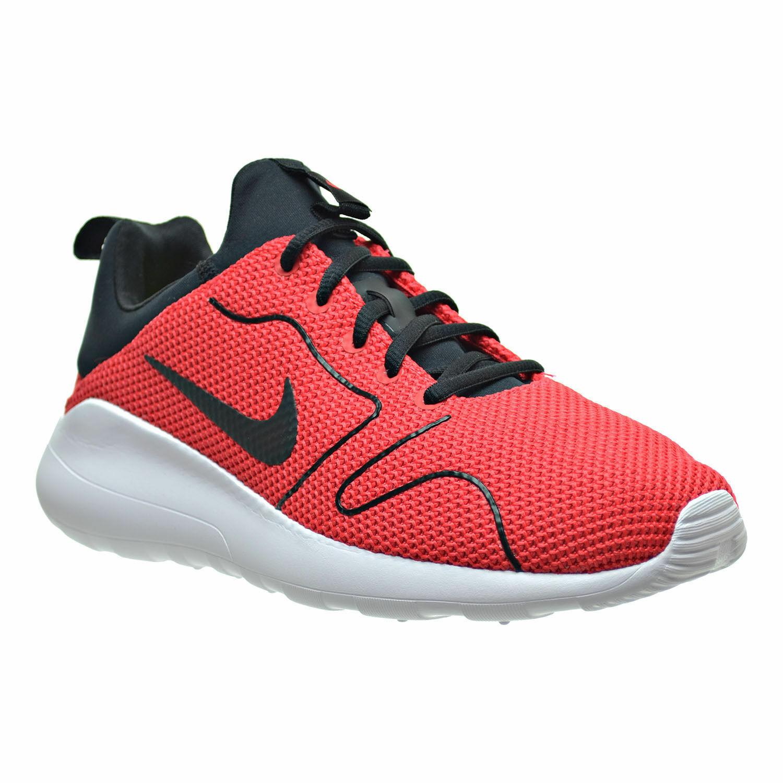 Mens Nike Kaishi 2.0 SE 844838-601 Action Red Black NEW Size 10