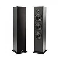Speaker Home Theater Media Music Audio Sound Stereo Black Floor Tower Standing