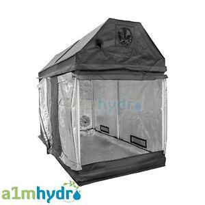 Loft Attic Roof Grow Tent Cube 600d Mylar Indoor Dark Room