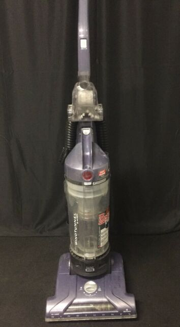 e8aa8fe7a59 HOOVER WINDTUNNEL T-Series 12 Amp Bagless Upright Vacuum Cleaner  w Attachments