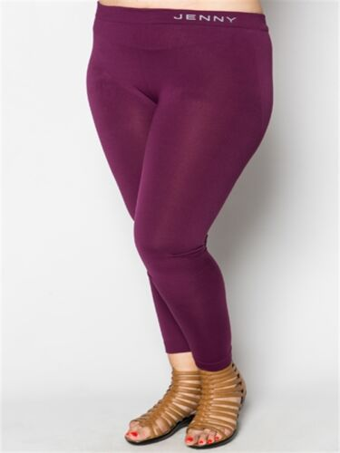 New Womens Plus Size Knitted Leggings Ladies Knit Full Length Extra Thick 14 16