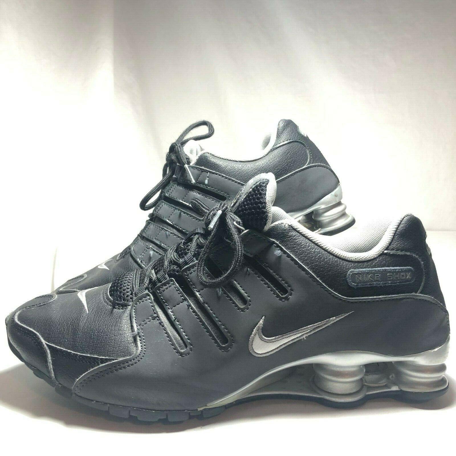 9.5 Größe männer's Premium Turbo Shox Nike Schuhe NZ 024