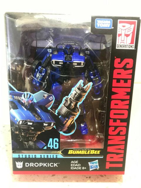 TRANSFORMERS Studio Series DROPKICK #46 Deluxe Class Figure AUTHENTIC BUMBLEBEE