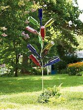 Garden Hardware Metal Bottle Tree Sculpture Outdoor Yard Art, NO SALES TAX, NEW