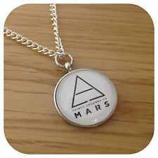 * 30 secondi per Marte * Echelon 3stm ROUND COLLANA triade