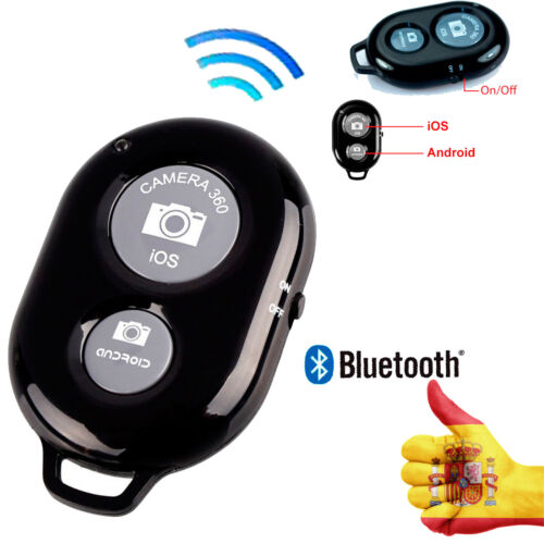 Command Shutter Remote Bluetooth for Mobile Ios Android Camera Photos Selfie