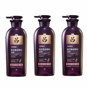 Ryeo-Ryo-Jayangyunmo-Hair-Loss-Shampoo-For-Normal-amp-Dry-Scalp-400g-X-3ea