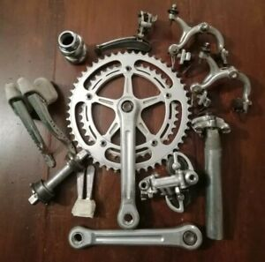 Campagnolo-Record-Group-Groupset-Vintage