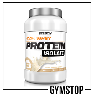 Efectiv Nutrition Whey Protein Isolate 908g Free UK Tracked Delivery Vanilla