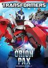 Transformers Prime Season 2 Volume 1 Orion Pax - Standard Version DVD BRAND N