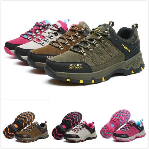 Neu Sommer Herren Damen Outdoor Schuhe Wanderschuhe Trekkingschuhe Joggenschuhe